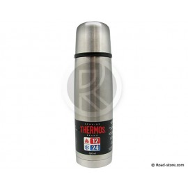 Isothermal Bottle Light&Compact THERMOS in stainless steel gray 500ML