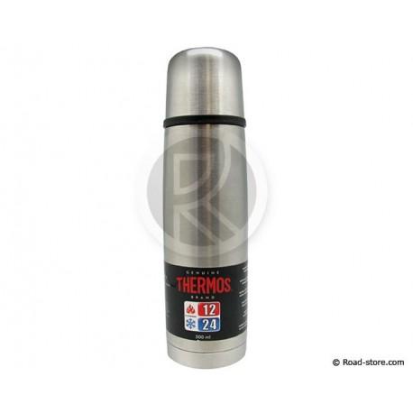 Krug Light&Compact THERMOS aus Edelstahl Grau 500ML