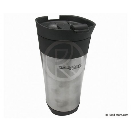 Travel MUG THERMOS in Stainless Steel 425 ML