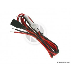 TX Power Cord 3-PIN with Fuse CRT