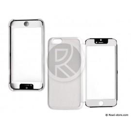 Folio iPhone 6 mit rabatt Transparent Touchscreen Weiß