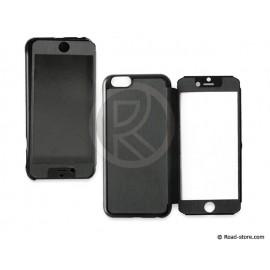 Folio iPhone 6 mit rabatt Transparent Touchscreen Schwarz