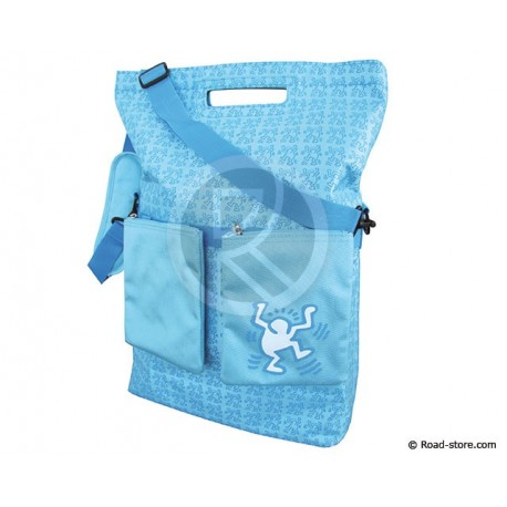 """SAC ISOTHERME 24L TURQUOISE MODELE VOYAGE """"COOLNESS"""""""