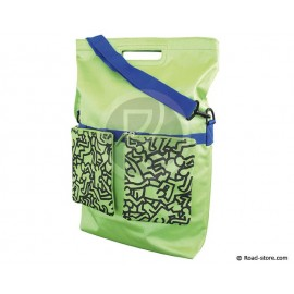 Coolbag 24L green model pop art