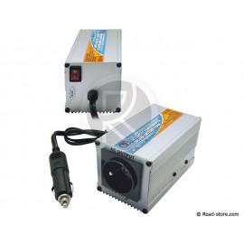 CONVERTISSEUR 150W 12V/230V DC/AC (PRISE NF)