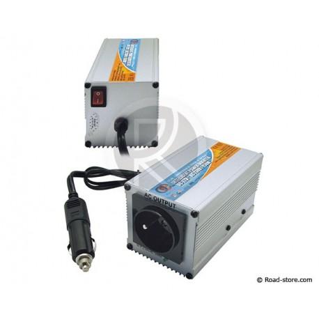 Spannungswandler 12V/230V/150W (Stecker N.F.)