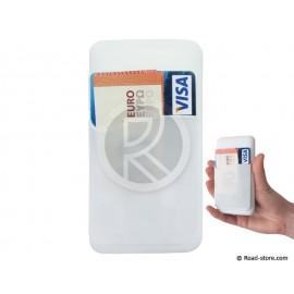 POCKET PHONE für SMARTPHONES 5,5 x 9cm Schwarz oder Weiß