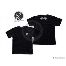 ROAD-STORE T-SHIRT Black XXL