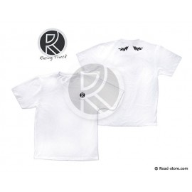 "T-SHIRT ROAD-STORE ""RACING TRUCK"" XXL BLANC"