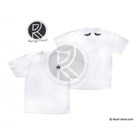 ROAD-STORE T-SHIRT BLANC XL