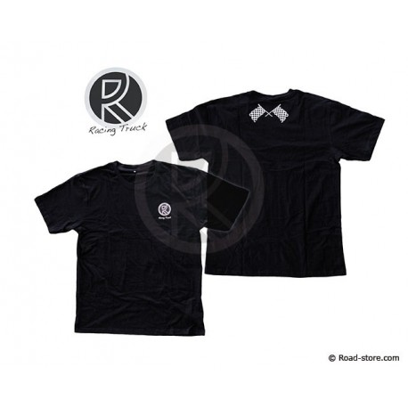 ROAD-STORE T-SHIRT Black XL