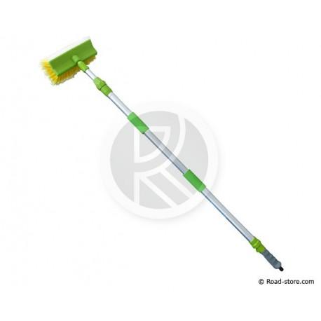 Washing Brush with telescopic handle 135-230CM