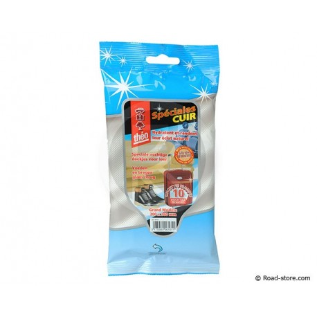 Wipes Special Leather (200 x 360 mm) X10