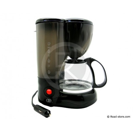 Coffe Maker 6 Cups 12V