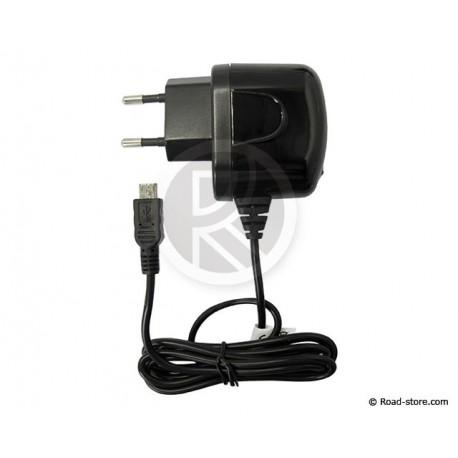 Ladegerät 220V Smartphones MICRO USB 2100mA Schnellladung