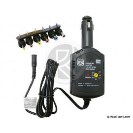 Converter 8 tips 12V/24V DC/DC max 3500mA