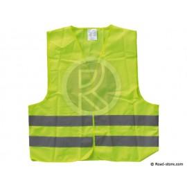 Safety Vest Yellow M-XXL