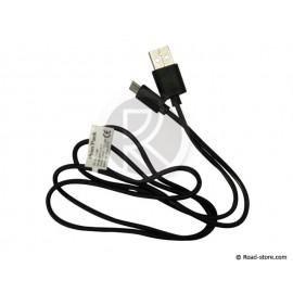 Kabel USB to Micro USB 1m Schwarz
