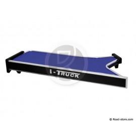Doppelablage Iveco Stralis Hi-Way Seit 2013 Lang + Schublade Skai Blau