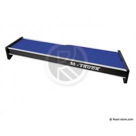 Table for Man TGX Long until 2014 + Drawer Skai Blue