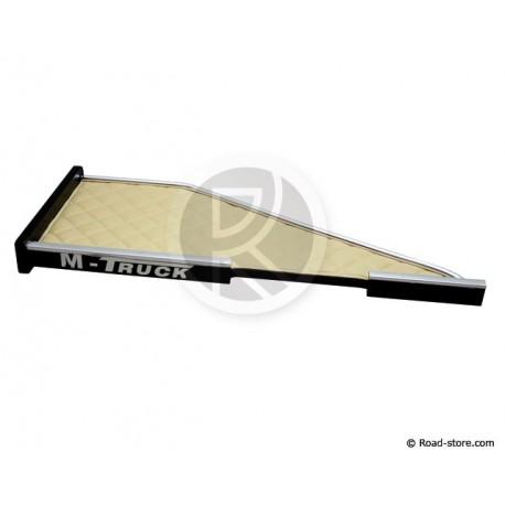 TABLETTE MERCEDES ACTROS MP4 GRDE CAB DEP 2014 - CENTRALE SKAI BEIGE