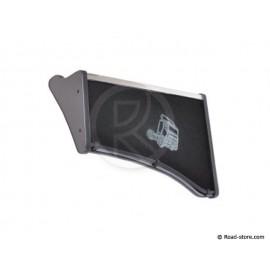 Doppelablage für Iveco Stralis Hi-Way Bis 2013 Zentral Schwarz