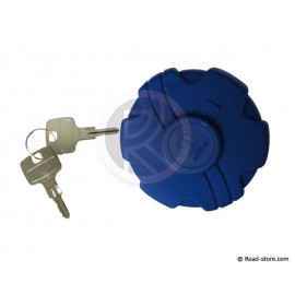 Locking fuel cap Renault/Scania/Volvo with 2 keys