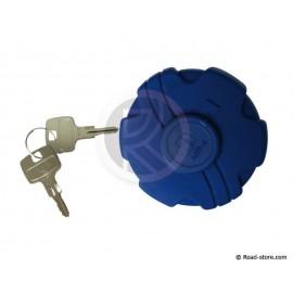Tankverschluss Renault/Scania/Volvo mit 2 Schlüssel