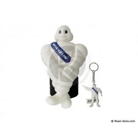 Michelin Bibendum 19cm + Schlüsselring 6cm