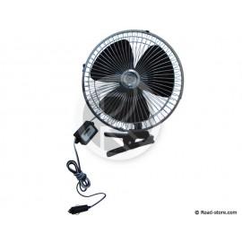 Schwing ventilator  mit Klemme 24V ø25cm