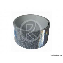 Reflektierende Klebeband 2,75m X 5cm Silber (Homologue E11)