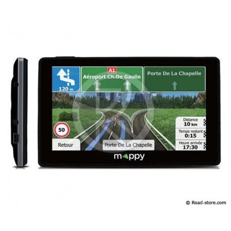 "GPS VL MAPPY ITI E431 14 PAYS EURO ECRAN LCD 4,3"" TACTILE"