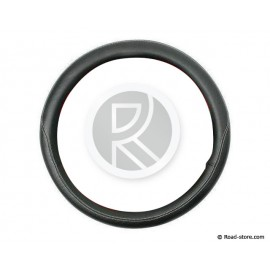 Steering wheel cover 42-44 club premium black