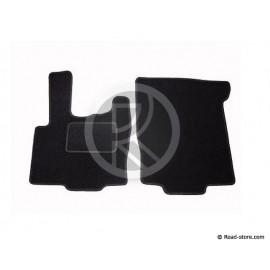 Front carpet DAF 105 XF - Black Sully