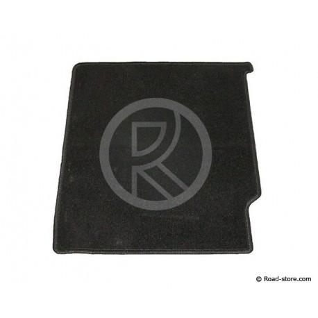 Carpet medium Renault Magnum salon - black sully