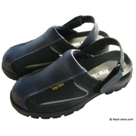 Safety sandals blue size 41