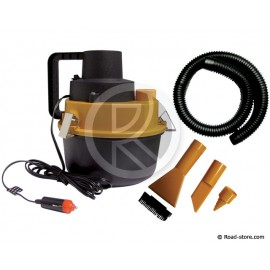 Vacuum 24V/120W 4 accessories Prim'Truck