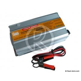 CONVERTISSEUR 600W 24V/230V DC/AC (PRISE NF) PRIM'TRUCK
