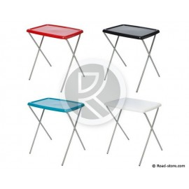 TABLE DE CAMPING PLIABLE 54 X 42 X 66CM