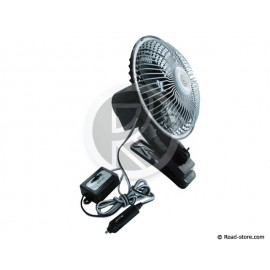 Fan Standard with clamp 24V