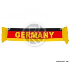 ECHARPETTE TISSU 50 X 9CM 2 VENTOUSES GERMANY
