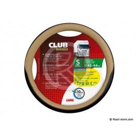 COUVRE-VOLANT 42-44 CLUB PREMIUM NOIR/BEIGE