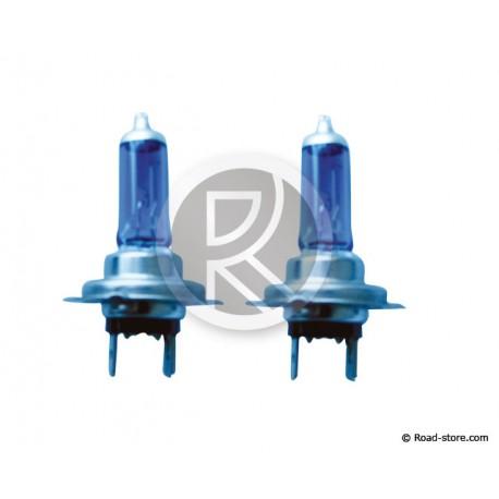 AMPOULE H7 24V 70W XENON BLU-XE BLISTER X2 (ultra white)