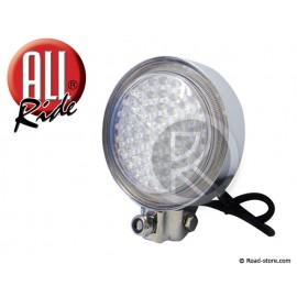 Fernscheinwerfer 61 LEDS 24V Weiß