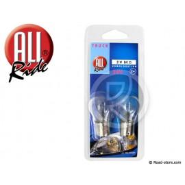 Bulb BA15S 24V 21W x2