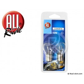 Bulb BAY15D 21/5W 12V x2