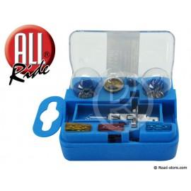 BOX : 5 Bulb H1 12V + 3 Fuse