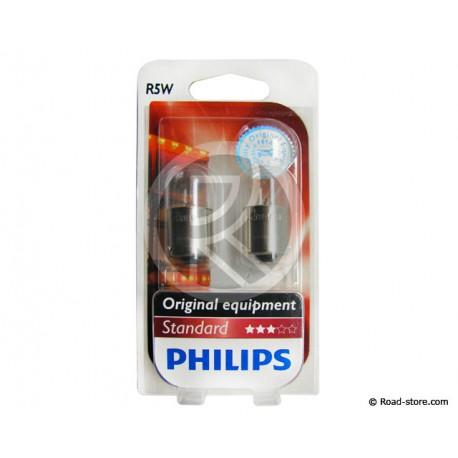 AMPOULE GRAISSEUR 24V 5W x2 (PHILIPS)