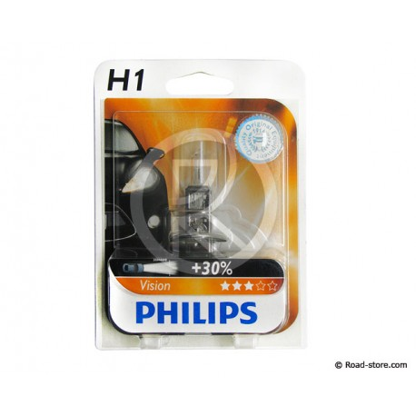 Glühlampe H1 12V 55W (PHILIPS)