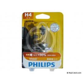 Glühlampe H4 12V 60/55W (PHILIPS)